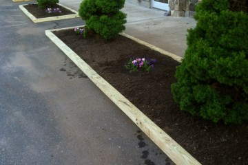 Mulch & Hardscaping